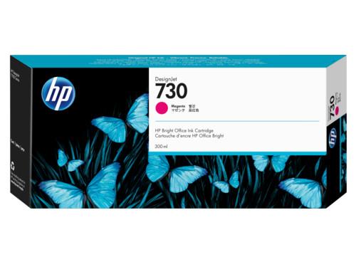 Картридж HP 730 струйный пурпурный (300 мл) цена