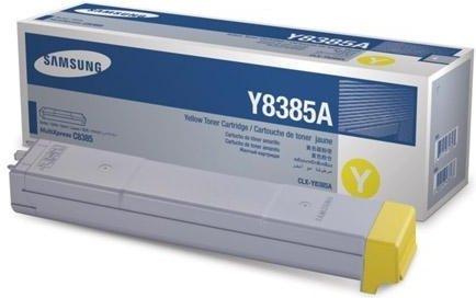 Картридж HP CLX-Y8385A желтый (yellow) 15000 стр для Samsung CLX-8385