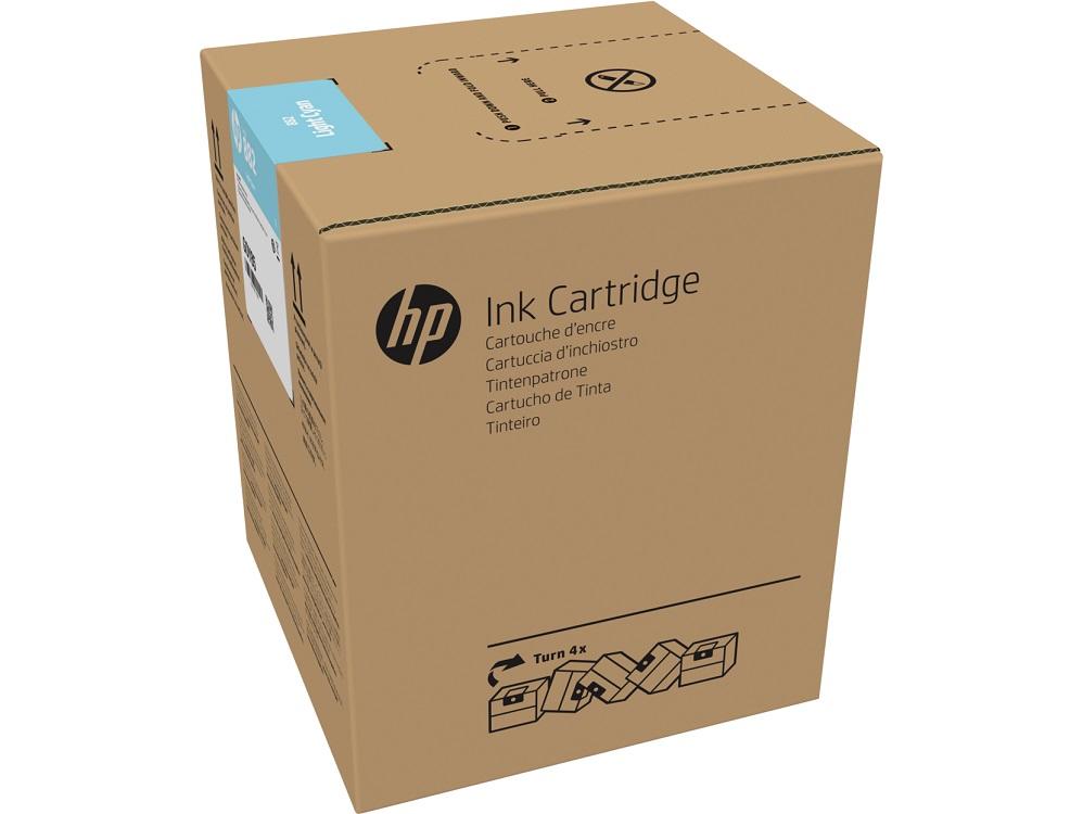 цена на Картридж HP 882 светло-голубой (light cyan) 5000 мл для HP Latex R2000
