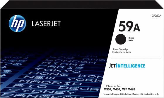 Картридж HP CF259A (HP 59A) для HP LaserJet Pro M404/M428. Чёрный. 3000 страниц. картридж hp cc364x