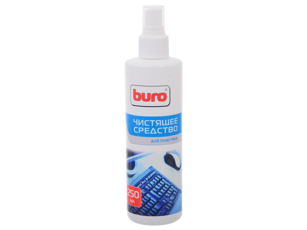 Спрей BURO BU-Ssurface (для чистки пластика) 250 мл shredder buro bu s1602m
