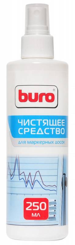 Чистящий спрей Buro BU-Smark для очистки маркерных досок 250мл аксессуар спрей silwerhof для экранов мониторов 250мл 417288