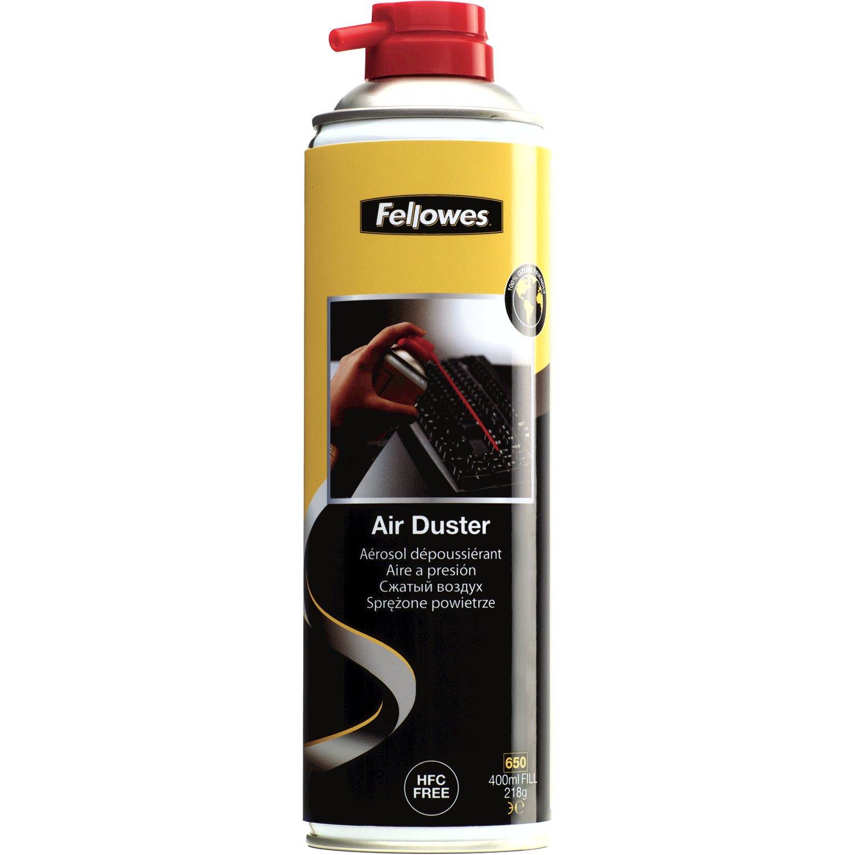 Cжатый воздух Fellowes FS-99778(01) (650 мл контейнер / 400 мл вещества) lamirel la 93565 невоспламеняющийся сжатый воздух 650 мл
