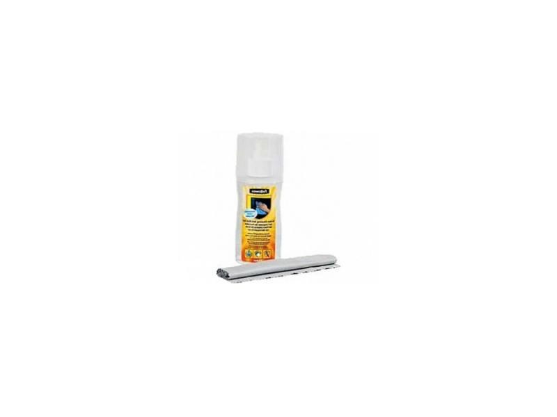 Чистящее средство Fellowes FS-99079 гель для экранов 150мл с салфеткой из микрофибры чистящие салфетки для экранов fellowes fs 99703