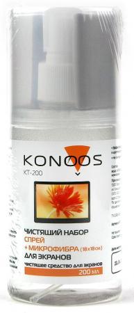 Набор для ухода за техникой Konoos KT-200 200 мл цена