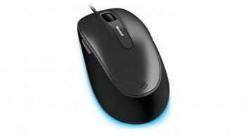цена (4FD-00024) Мышь Microsoft Comfort Mouse 4500 USB Black Retail