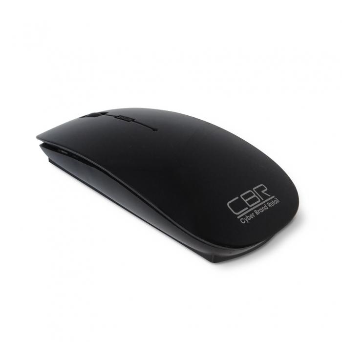Мышь беспроводная CBR CM-700 Purple USB(Radio) оптическая, 1600 dpi, 3 кнопки + колесо cbr cm 700 usb фиолет