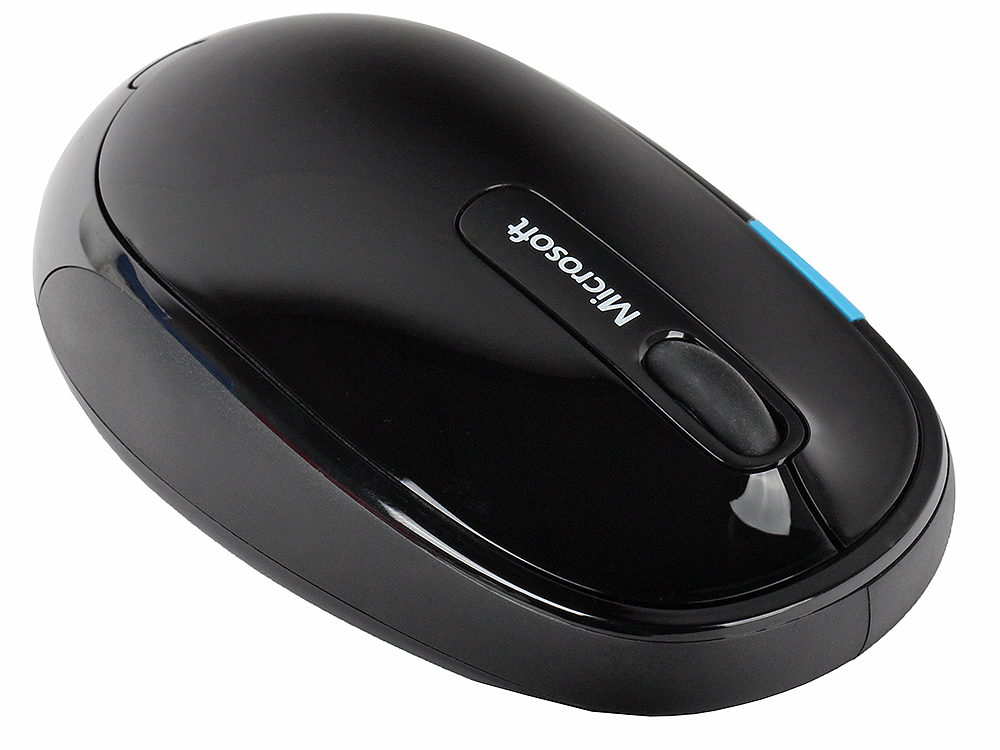 (H3S-00002) Мышь Microsoft Sculpt Comfort Mouse Win7/8 Bluetooth EN/AR/CS/NL/FR/EL/IT/PT/RU/ES/UK EFR Black цена