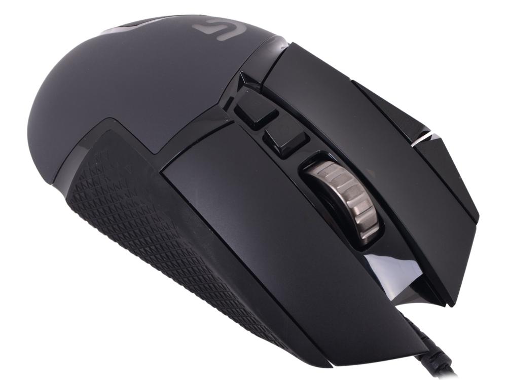 Logitech G502 Proteus Spectrum Black USB игровая мышь logitech g502 proteus spectrum rgb