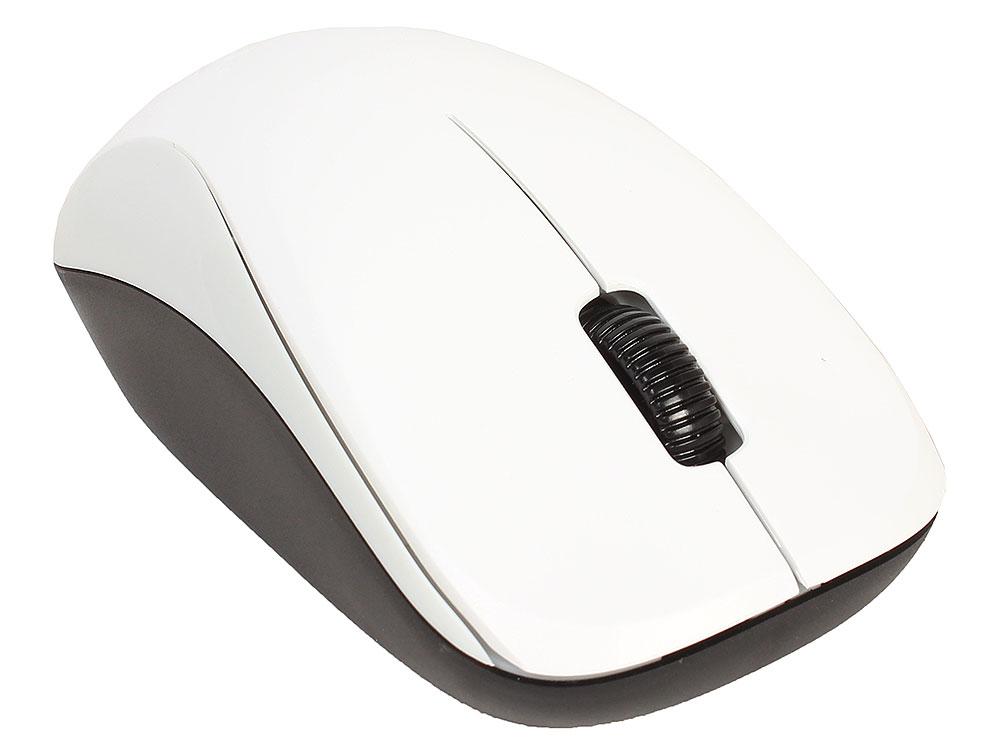 Мышь беспроводная Genius NX-7000 White USB(Radio) оптическая, 1200 dpi, 2 кнопки + колесо
