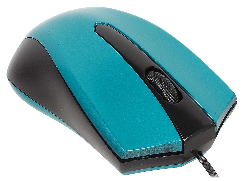 лучшая цена Проводная оптическая мышь Accura MM-950 зеленый,3 кнопки,1000dpi DEFENDER