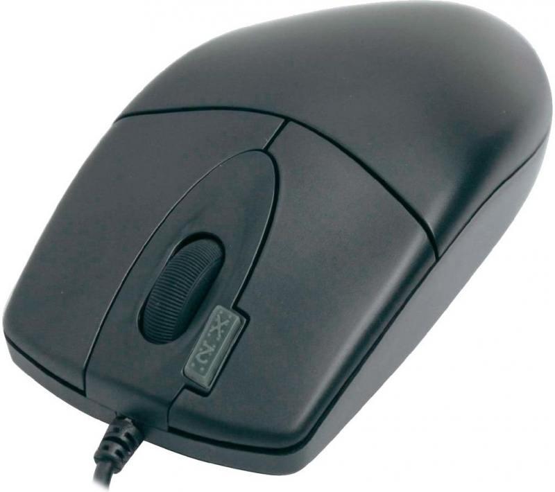 цена на Мышь проводная A4TECH OP-620D чёрный USB 85694
