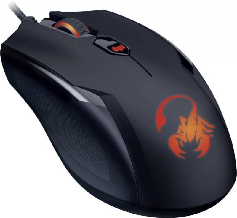 Мышь проводная Genius Ammox X1-400 чёрный USB мышь cougar minos x1 black usb
