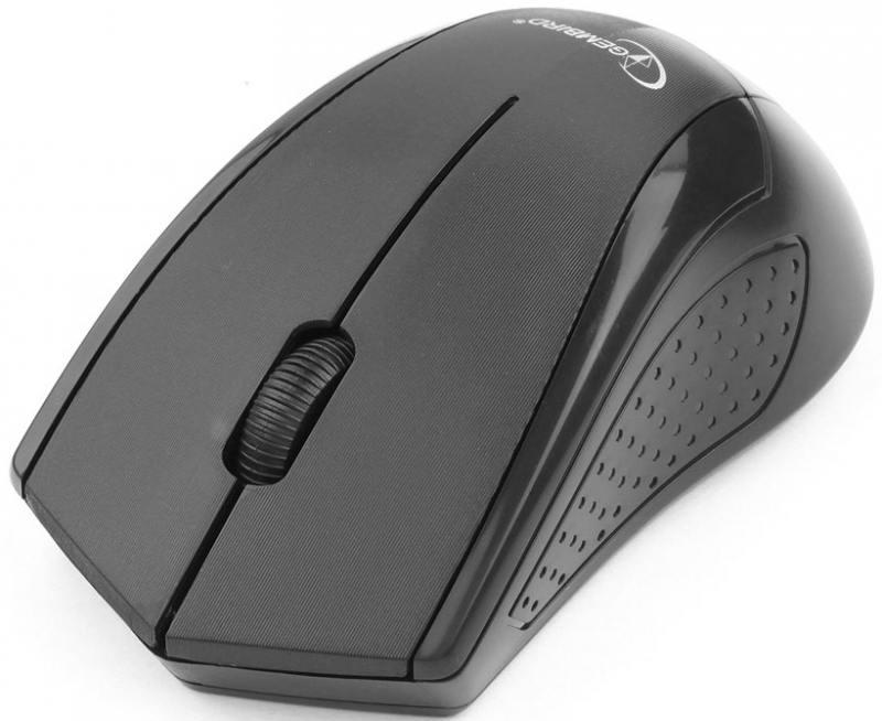 лучшая цена Мышь беспроводная Gembird MUSW-305 чёрный USB MUSW-305
