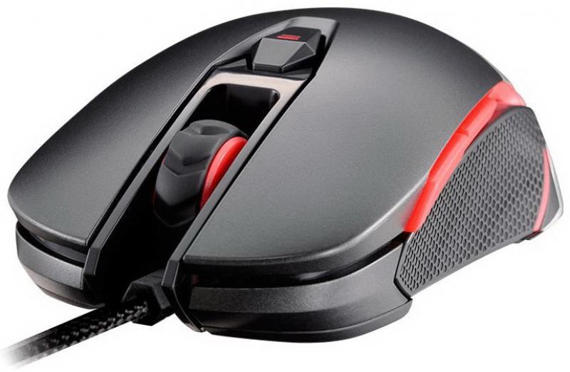 Мышь Cougar 400M серый USB цена