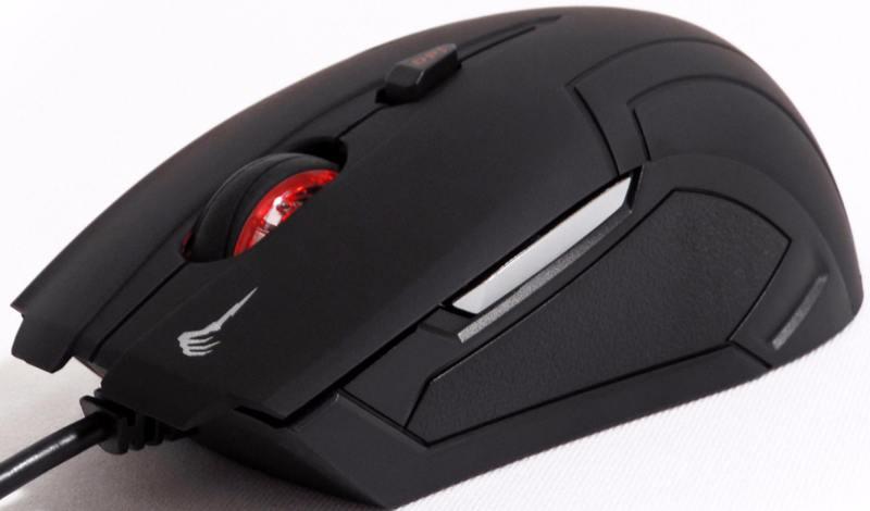 Мышь GAMDIAS DEMETER V2 Optical GMS5001 Black USB проводная, оптическая, 3200 dpi, 5 кнопок + колесо цена