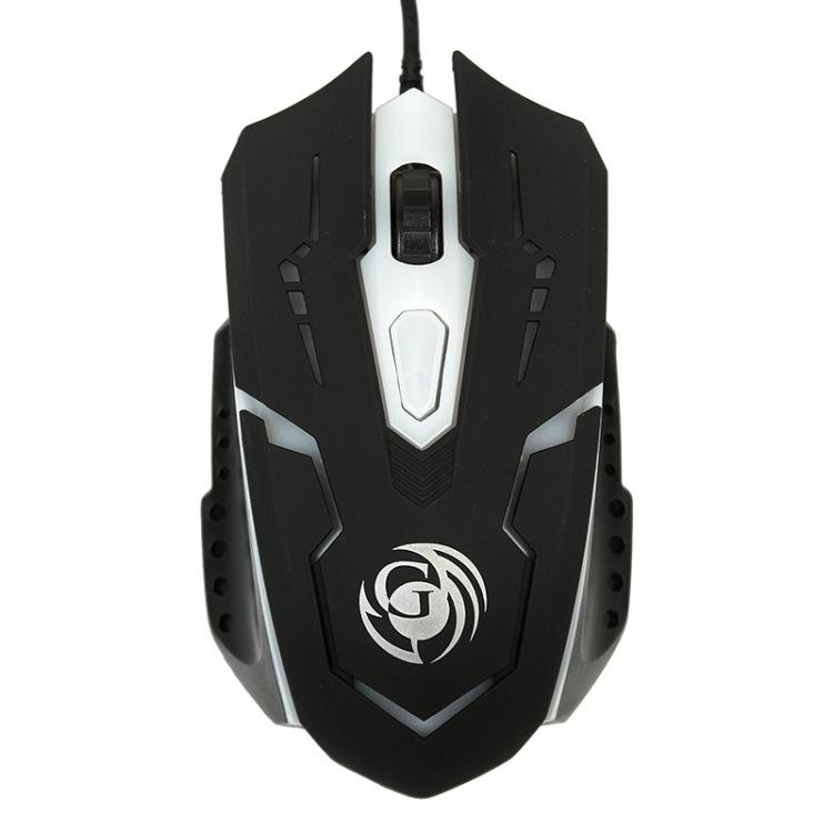 Мышь Dialog Gan-Kata MGK-05U Black USB проводная, оптическая, 1600 dpi, 3 кнопки + колесо