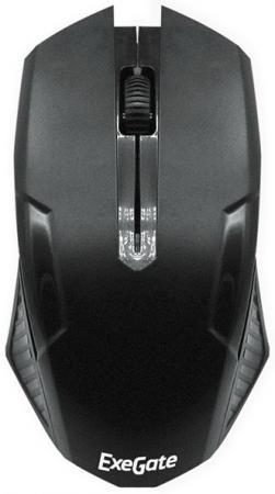 лучшая цена Мышь проводная Exegate SH-9025 чёрный USB