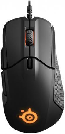Мышь SteelSeries Rival 310 Black USB проводная, оптическая, 12000 dpi, 5 кнопок + колесо