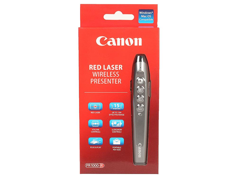 Фото - Презентер Canon PR1000-R (дальность 15м) meike fc 100 for nikon canon fc 100 macro ring flash light nikon d7100 d7000 d5200 d5100 d5000 d3200 d310