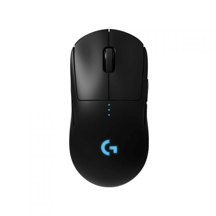 лучшая цена Мышь (910-005272) Logitech G PRO Wireless Gaming Mouse LIGHTSPEED 100-16000dpi HERO
