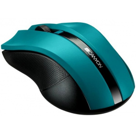 Мышь беспроводная CANYON CNE-CMSW05G Green USB оптическая, 1600 dpi, 4 кнопки + колесо все цены