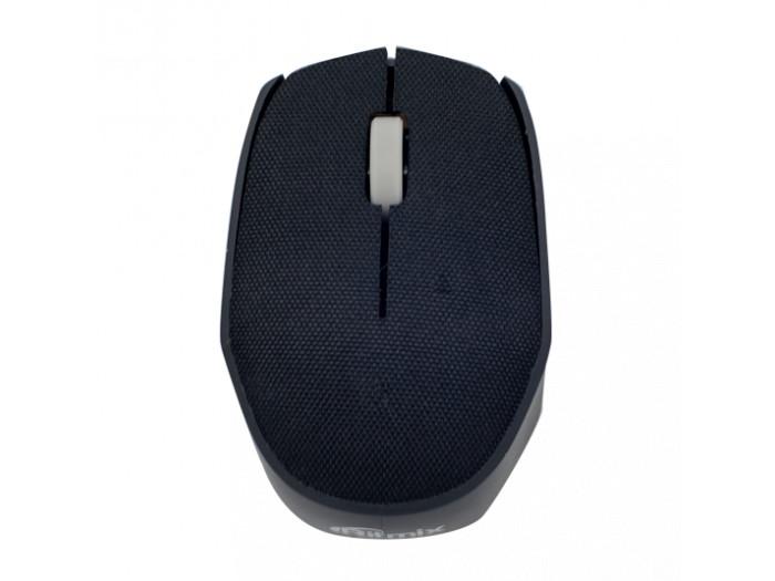 Мышь беспроводная Ritmix RMW-611 Black USB оптическая, 1200 dpi, 2 кнопки + колесо мышь беспроводная hp z3700 v0l80aa abb white usb оптическая 1200 dpi 3 кнопки колесо