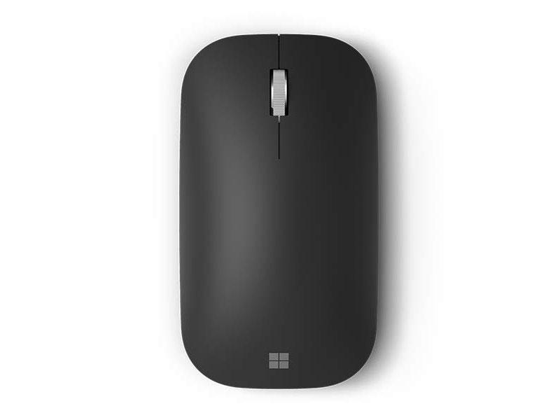 Мышь Microsoft Modern Mobile Mouse черный оптическая (1000dpi) беспроводная BT4.0 (2but) цена и фото
