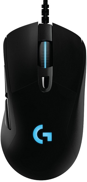 Мышь Logitech G403 HERO Gaming Black USB Оптическая, 16000 dpi, 5 кнопок + колесо