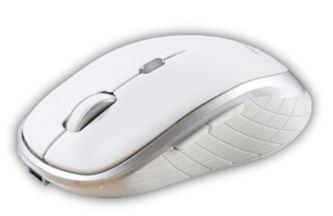 Мышь беспроводная CBR CM-551R White USB(Radio) оптическая, 1600 dpi, 5 кнопок + колесо мышь беспроводная hp 200 silk золотистый чёрный usb 2hu83aa
