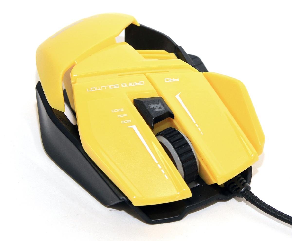 Мышь 5bites Camper GM20YE Yellow USB проводная, оптическая, 3200 dpi, 5 кнопок + колесо проводная мышь ibm thinkpad usb 0b47153