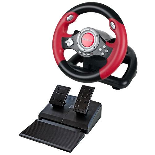 Руль Defender Challenge Mini LE 8 кнопок + два подрулевых переключателя + восьмипозиционный переключатель видов,Струбцина для крепления sw motech основа для крепления gps на руль 32 мм