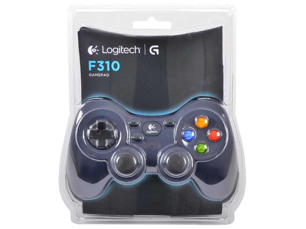 лучшая цена Logitech Gamepad F310