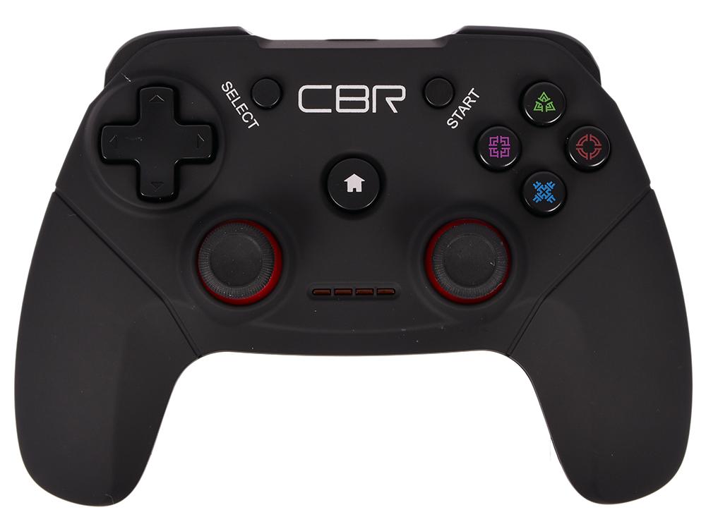 Геймпад CBR CBG 956 для PC/PS3/Android, беспроводной, 2 вибро мотора, USB сапоги eli сапоги и ботфорты на каблуке