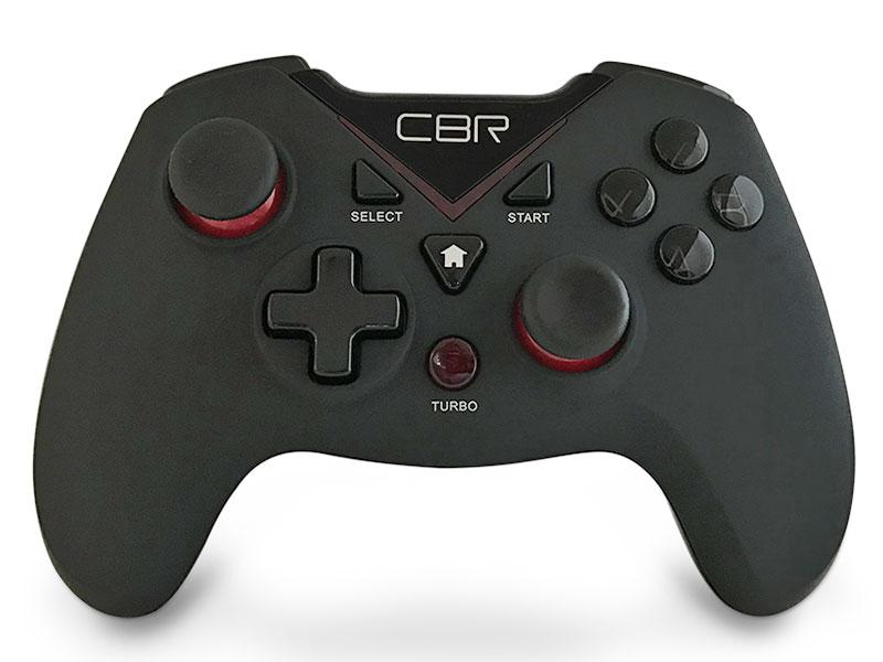 Геймпад CBR CBG 958 для PC/PS3/XBOX One/Android, беспроводной, 2 вибро мотора, USB цена