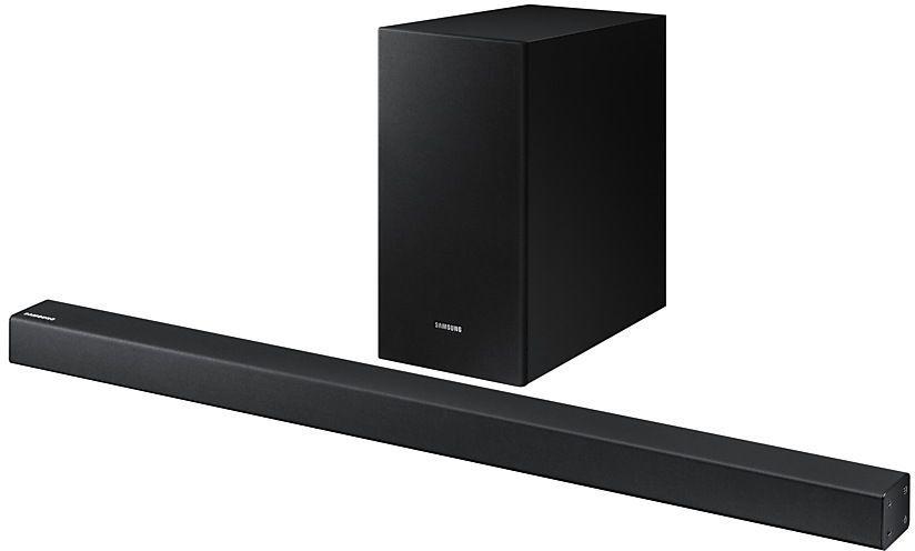 Саундбар Samsung HW-R430/RU 2.1 черный