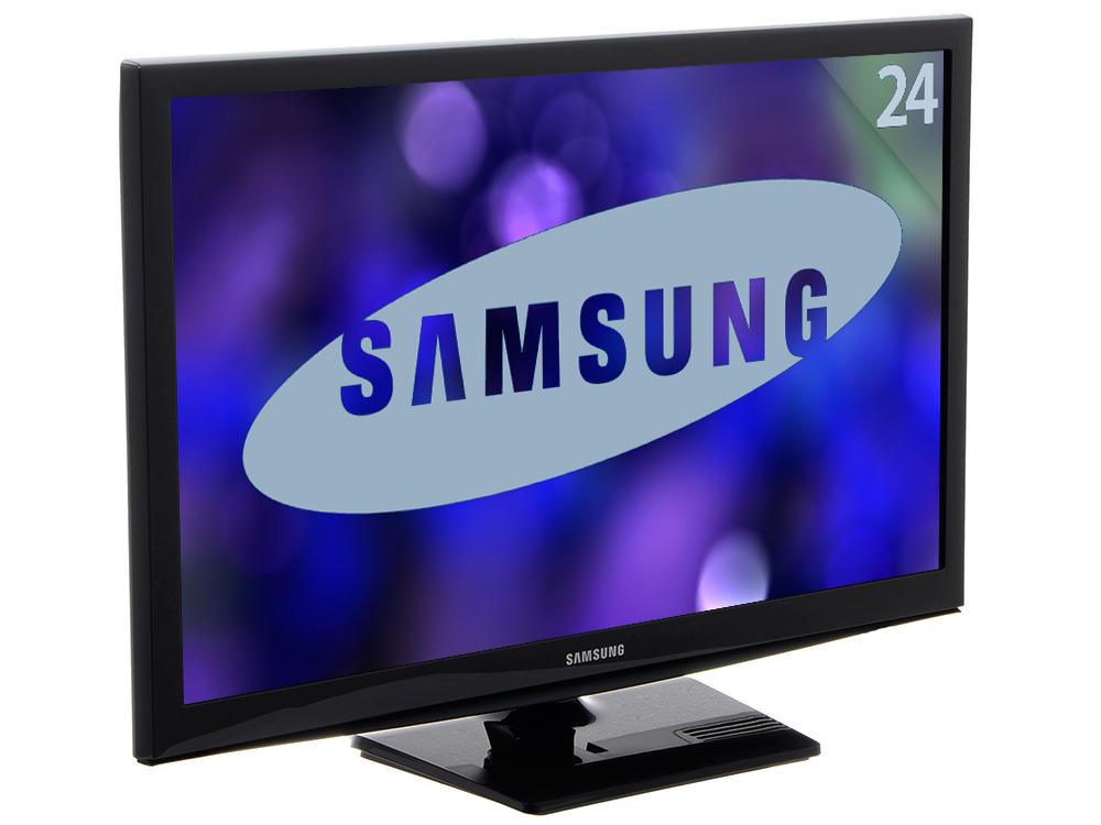 лучшая цена Телевизор Samsung UE24H4070AUX LED 24