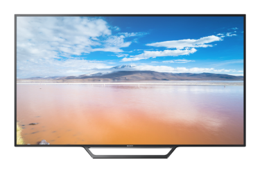 Телевизор Sony KDL-40WD653 LED 40 Black, Smart TV, 16:9, 1920x1080, USB, HDMI, Wi-Fi, RJ-45, DVB-T, T2, C отправка из ru смарт телевизор с изогнутым экраном 43qm smh6 1920x1080 плотского экрана процессора hdmi