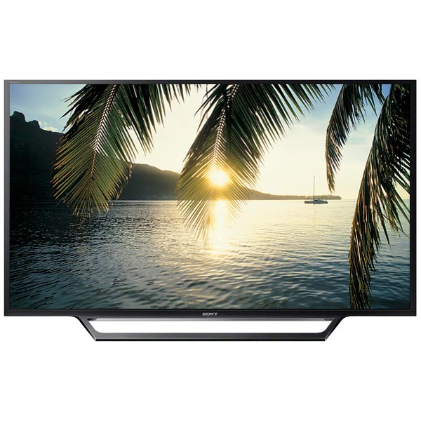 "Телевизор Sony KDL-48WD653 LED 48"" Black, Smart TV, 16:9, 1920x1080, USB, HDMI, Wi-Fi, RJ-45, DVB-T, T2, C"
