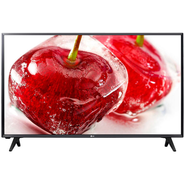 Фото - Телевизор LG 32LJ500V LED 32 Black, 16:9, 1920x1080, USB, HDMI, DVB-T2, C, S2 профессиональная панель 24 philips 24bdl4151t 00 black multi touch led 1920x1080 5 mc 170° 160° 250 cd m 1000 1