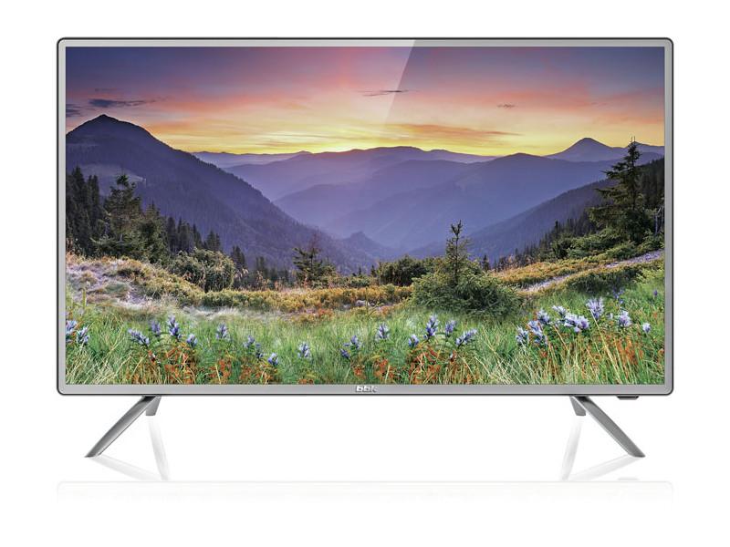 Телевизор BBK 32LEM-1042/TS2C LED 32 Grey-black, 16:9, 1366х768, 3 000:1, 250 кд/м2, USB, HDMI, VGA, RJ-45, DVB-T2, C, S2 телевизор bbk 32lem 1045 t2c led 32 black 16 9 1366х768 3 000 1 250 кд м2 usb hdmi dvb t2 c s2