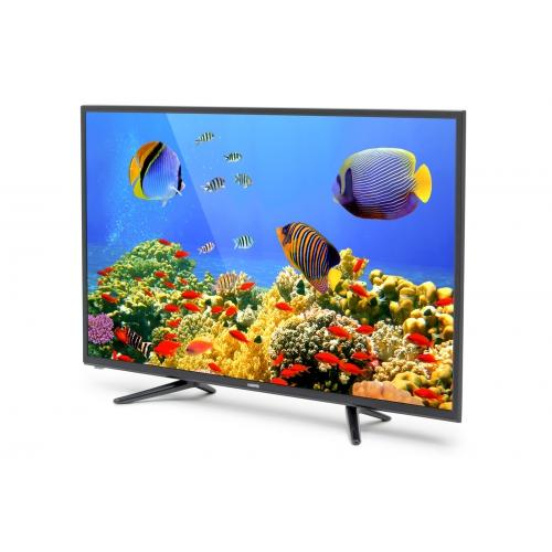цена на Телевизор Harper 32R470T LED 32 Black, 16:9, 1366x768, 70000:1, 230 кд/м2, SCART, VGA, HDMI, DVB-T, T2, C