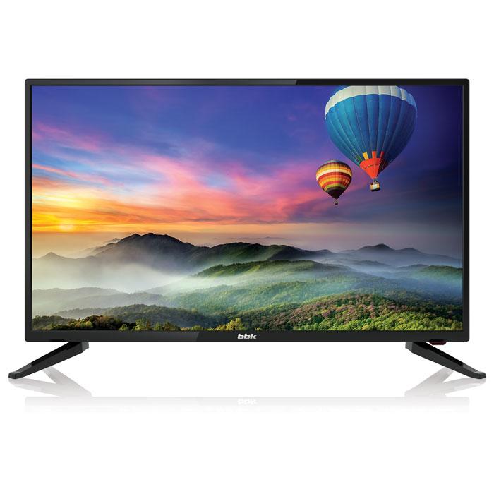 Телевизор BBK 32LEM-1056/TS2C LED 32 Black, 16:9, 1366х768, 5 000:1, 250 кд/м2, USB, HDMI, DVB-T2, C, S2