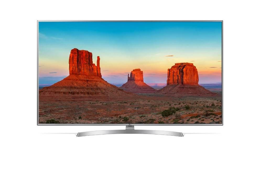 Телевизор LG 55UK6710 LED 55 Black, 16:9, 3840x2160, Smart TV, USB, 4xHDMI, AV, WiFi, RJ-45, DVB-T, T2, C, S, S2 телевизор lg 43lk5400 led 43 black 16 9 1920x1080 smart tv usb 2xhdmi av wifi rj 45 dvb t t2 c s s2