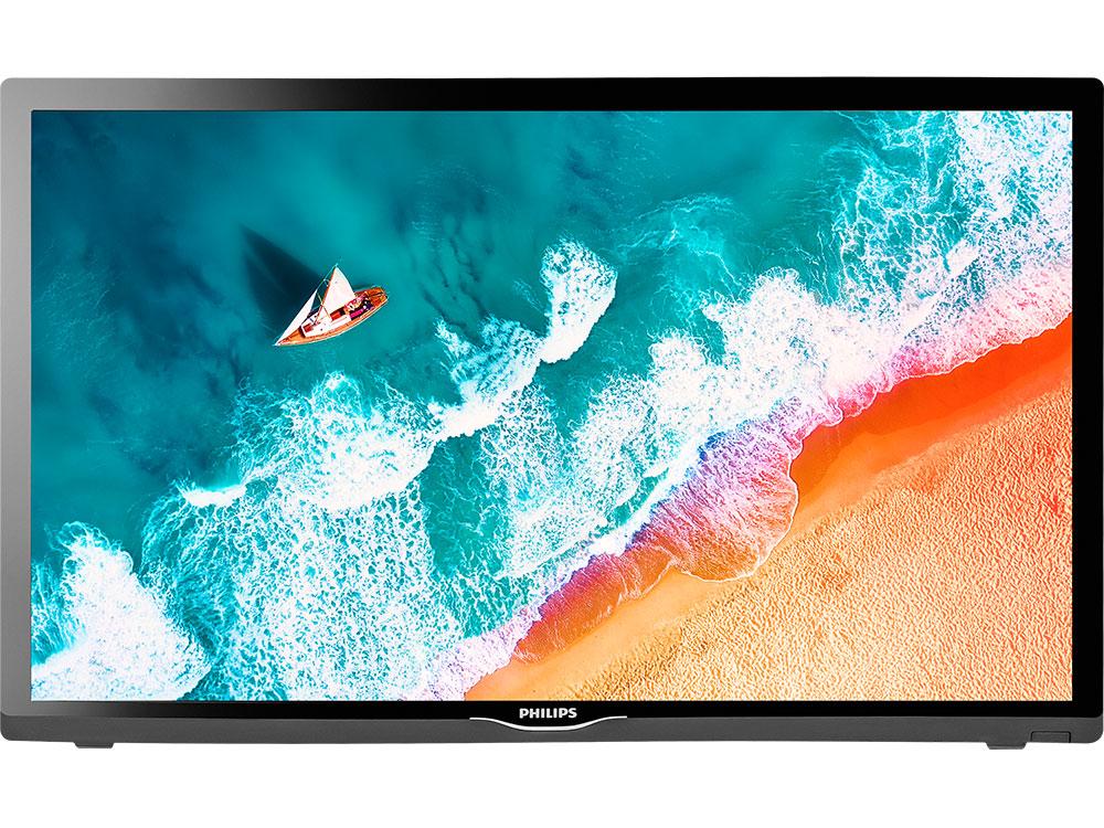 Фото - Телевизор Philips 22PFS4022/60 LED 22 Black, 16:9, 1920x1080, 250 кд/м2, USB, HDMI, VGA, DVB-T, T2, C, S, S2 телевизор philips 65pus6412 60