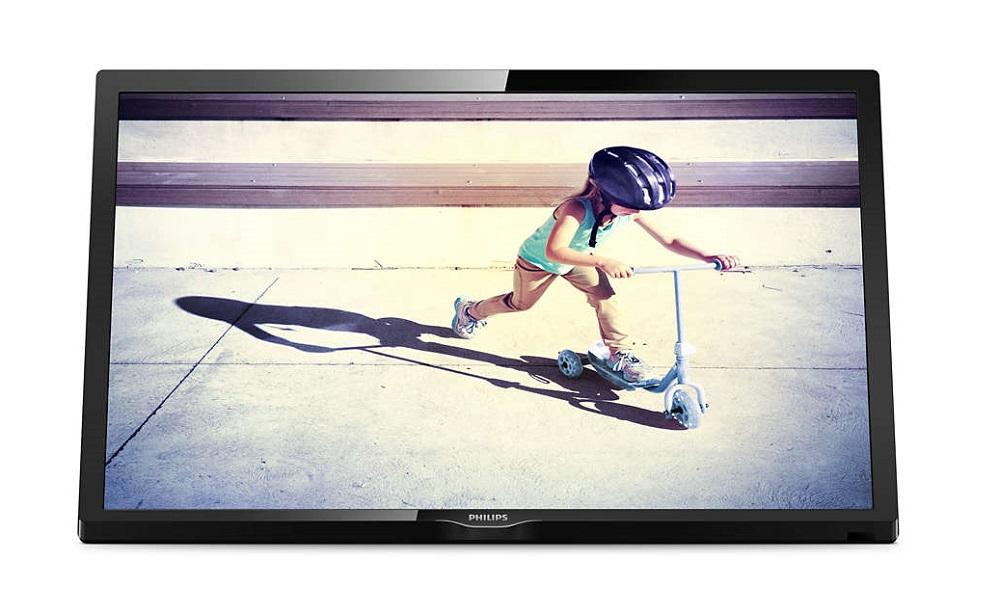 лучшая цена Телевизор Philips 24PHS4022/60 LED 24