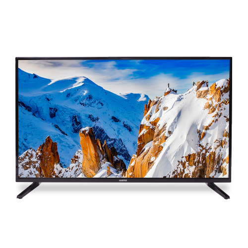Телевизор HARPER 43F660TS LED 43 Black, Smart TV, 16:9, 1920x1080, 90 000:1, 250 кд/м2, USB, HDMI, VGA, Wi-Fi, RJ-45, DVB-T, T2, C телевизор supra stv lc55st2000u led 55 black 16 9 3840x2160 120000 1 300 кд м2 usb 3xhdmi wifi rj 45 dvb t2 c s2