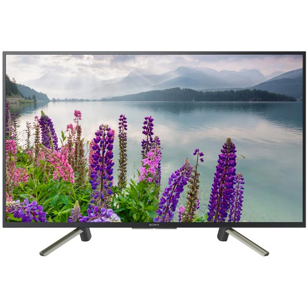 "Телевизор Sony KDL-49WF804 LED 49"" Black, Smart TV, 16:9, 1920x1080, USB, HDMI, Wi-Fi, RJ-45, DVB-T2, C, S, S2"