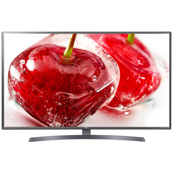"Телевизор LG 49LK6200 LED 49"" Titanium, Smart TV, 16:9, 1920x1080, USB, HDMI, Wi-Fi, RJ-45, DVB-T2, C, S2"