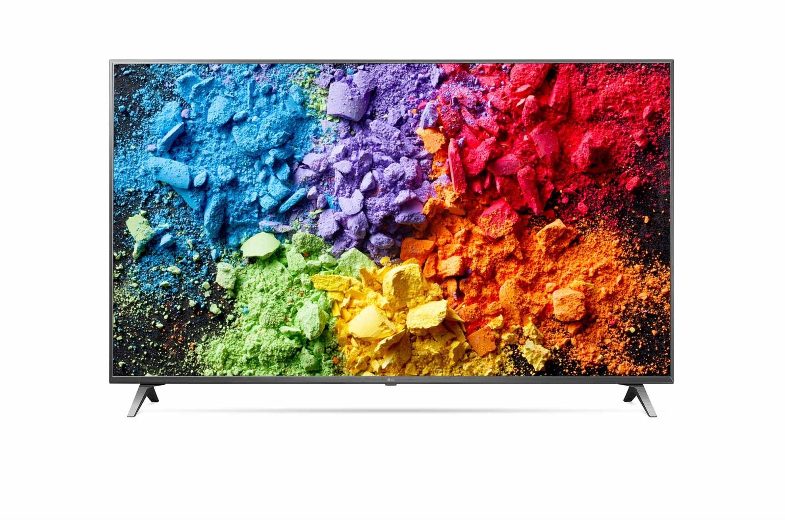 цена на Телевизор LG 49SK8000 LED 49 Titanium, Smart TV, 16:9, 3840x2160, USB, HDMI, Wi-Fi, RJ-45, DVB-T2, C, S2
